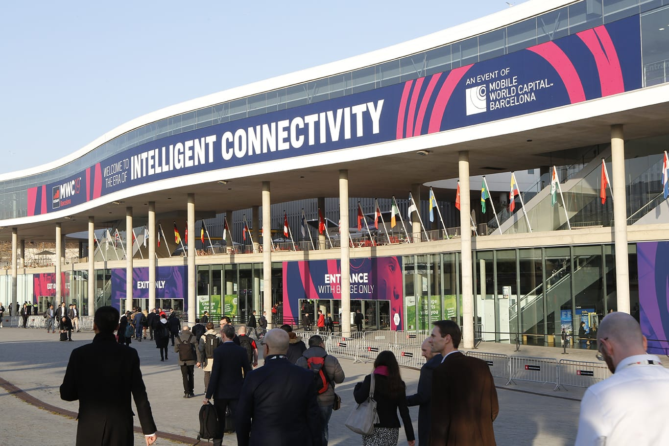 Què hem vist en el Mobile World Congress (MWC) 2019